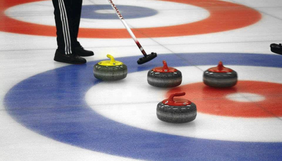 Curling firmaarrangement Aarhus Curling Klub
