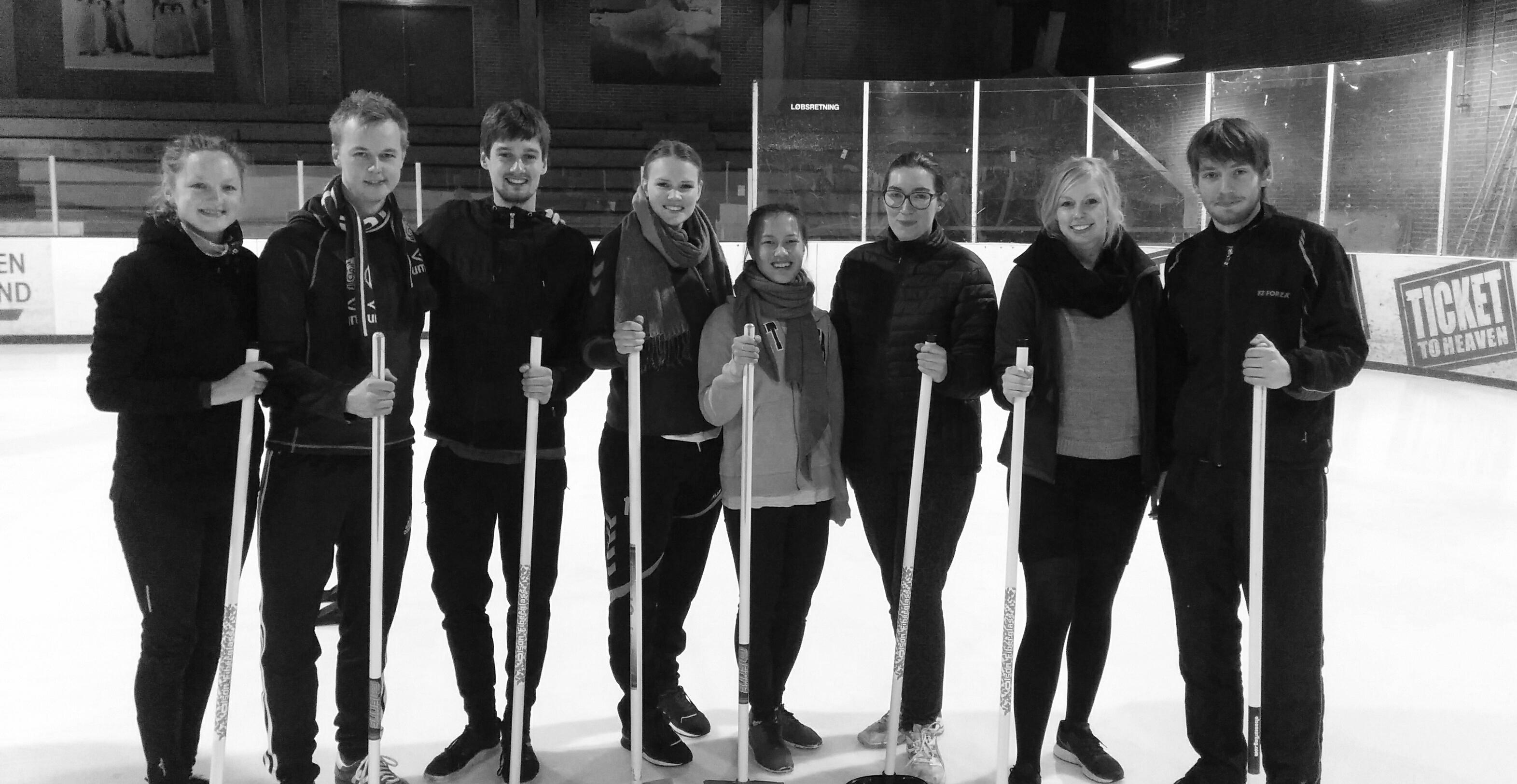 Arrangement Århus Curling2