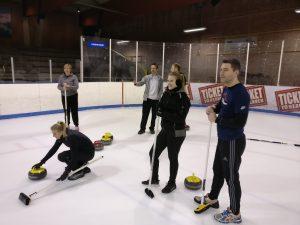 Curling - ny sport i Aarhus
