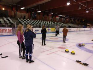 Ideer til polterabend i Aarhus Curling Klub
