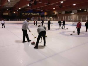 Curling - fritidsaktiviteter i Aarhus