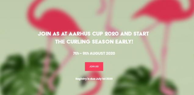 Tilmeldingen til Aarhus Cup 2020 er nu åben