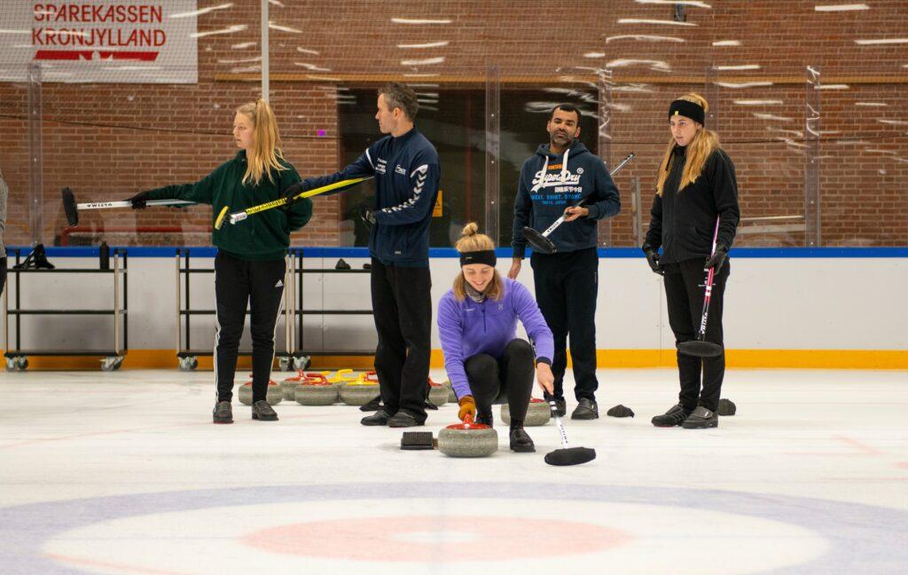 Curling begynderkursus Aarhus